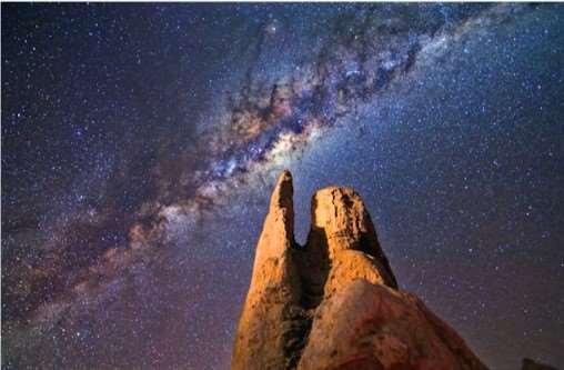 如何拍出壮丽银河